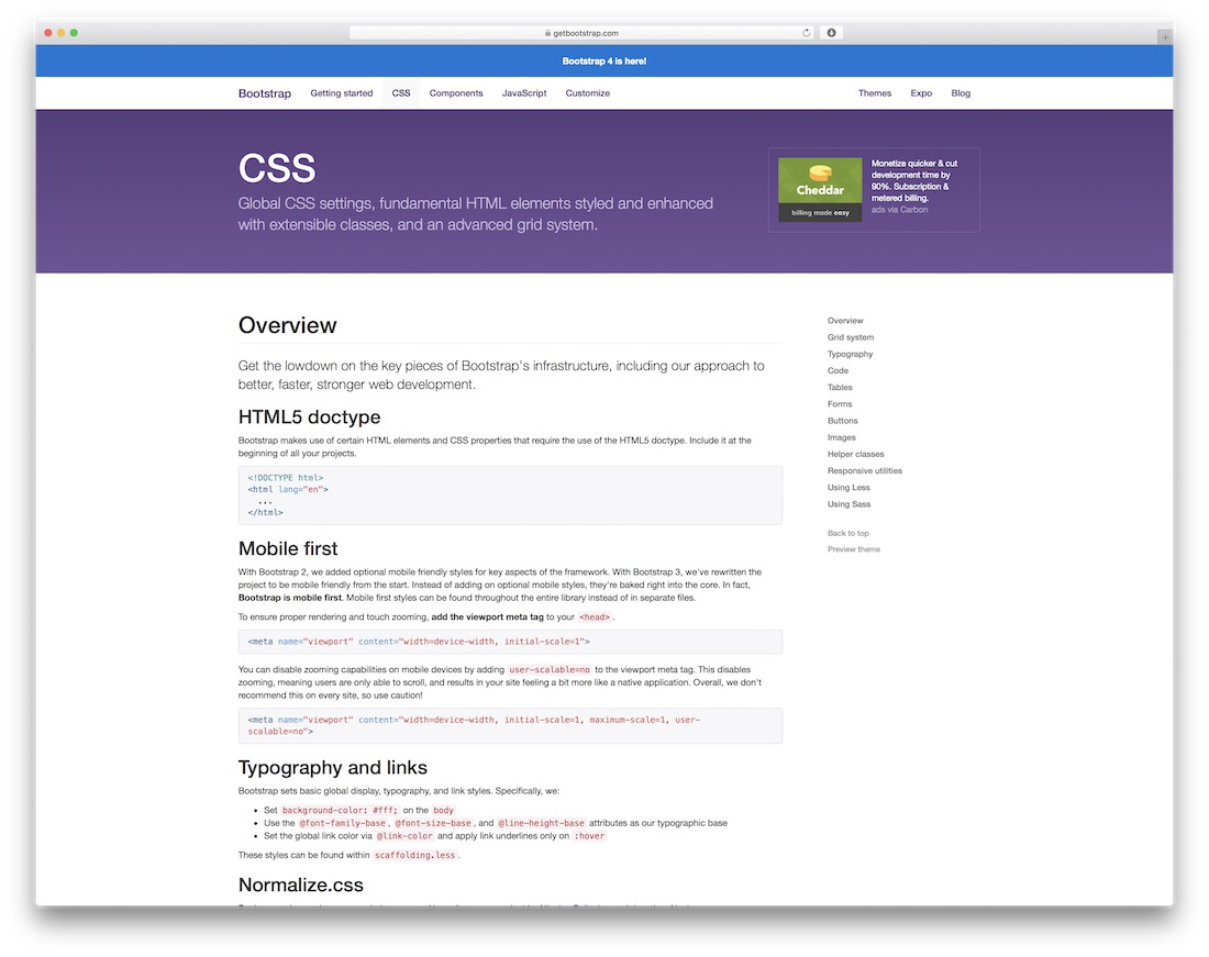 Bootstrap Css 30 Simple Css3 & Html Table Templates And Examples 2019