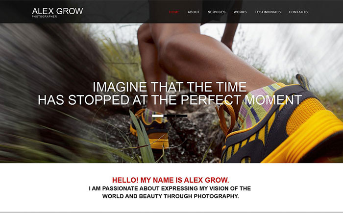 Top 15 Creative Adobe Muse Templates for Launching Impressive