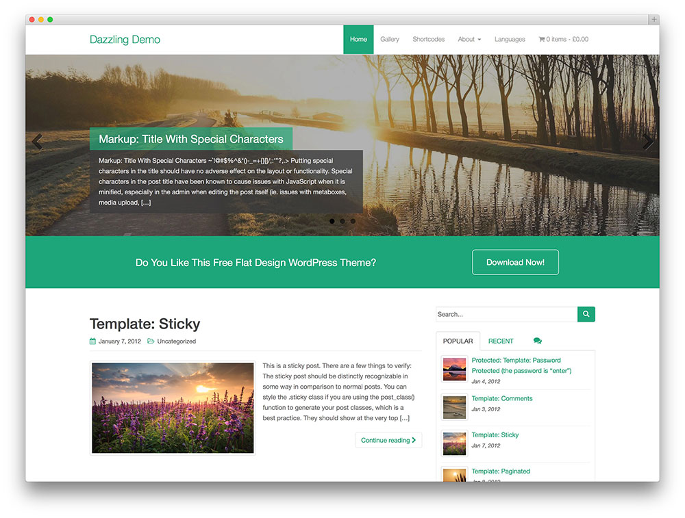20 Free WordPress Travel Themes for Travel Blogs  Agency Websites