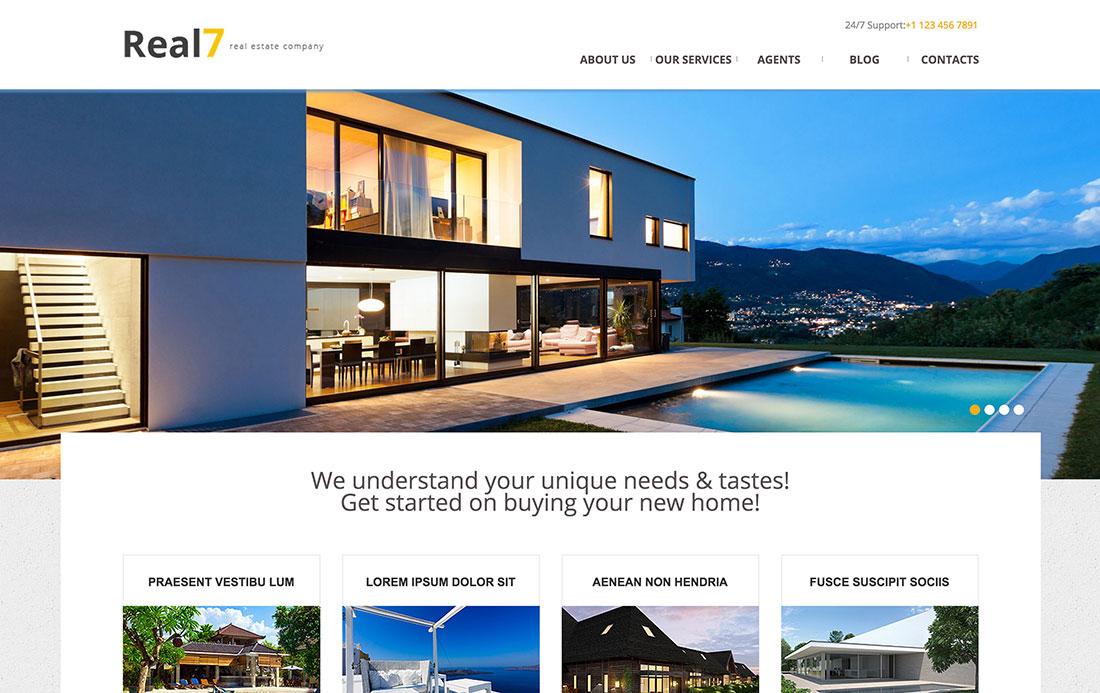 35+ Free  Premium WordPress Themes for Your Business - Colorlib