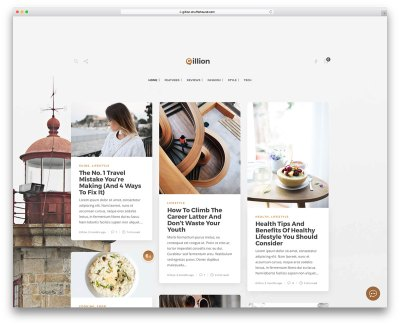 30+ Awesome Flat Design WordPress Themes 2019 - Colorlib