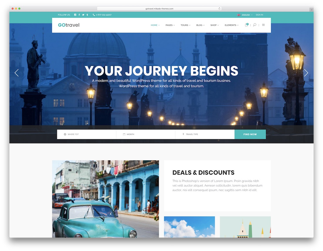 Travel Theme Ideas 50 Best Wordpress Travel Themes For Blogs Hotels And Agencies