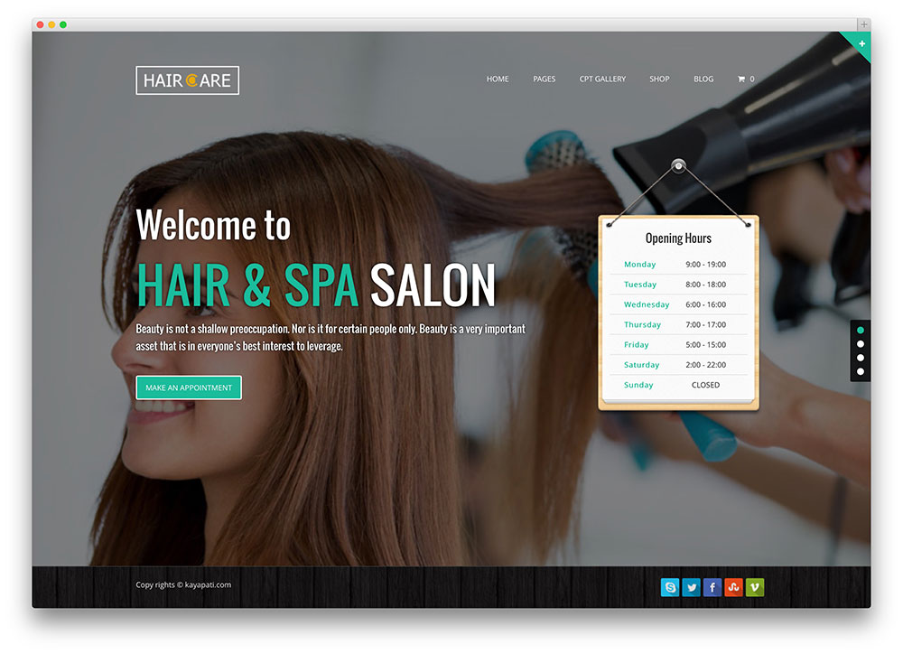 24 Amazing Best Hair Websites dohoaso