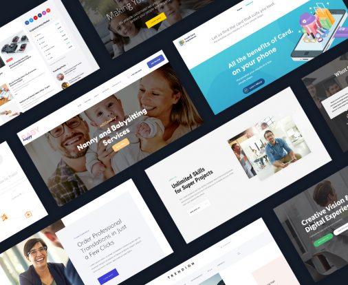 33 Best vCard  Resume WordPress Themes 2019 - Colorlib