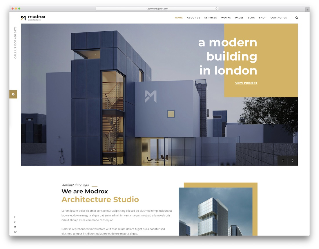 Design Interieur Blog 24 Best Responsive Interior Design Website Templates 2019