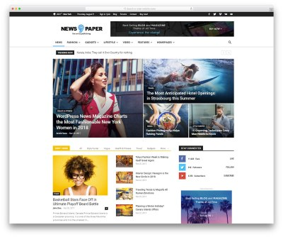 30+ Awesome WordPress Themes for Conference and Event 2019 ...