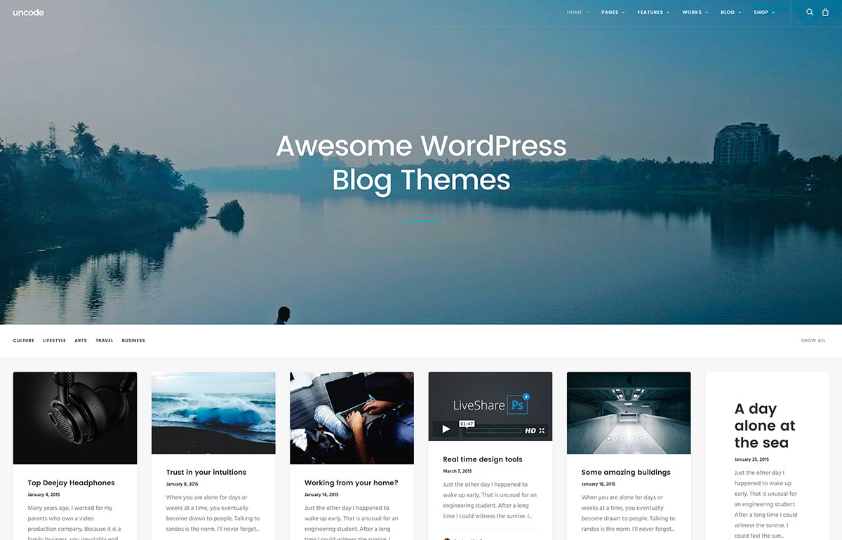Blog Blogspot Wordpress 65 Best Personal Blog Wordpress Themes 2019 Colorlib