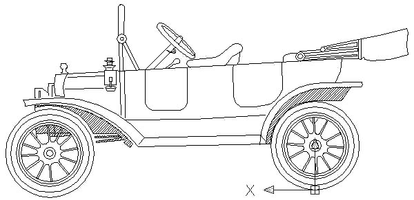 1915 ford model t Schaltplang