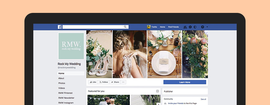 25+ Facebook Page Cover Ideas for Inspiration Colormelon