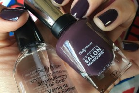 Nails of the Week: Clean Slate from Sally Hansen