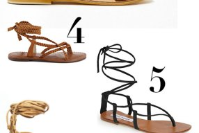 Lace up for Summer