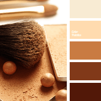 white and brown | Color Palette Ideas