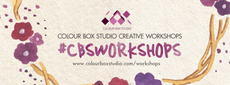 Colour Box Studio Workshops