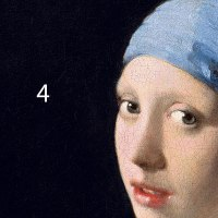 Vermeer, Girl with a Pearl Earring | ColourLex | Art and ...