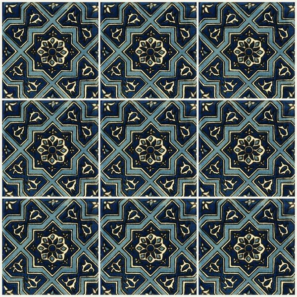 Waschbecken Mexiko Mexican Tile Patterns – Colours Of Mexico