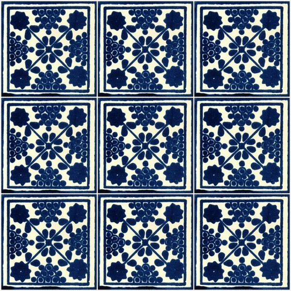 Mexican Bathroom Mexican Tile Patterns – Colours Of Mexico