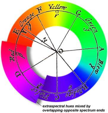 Language Learning and Color Perception