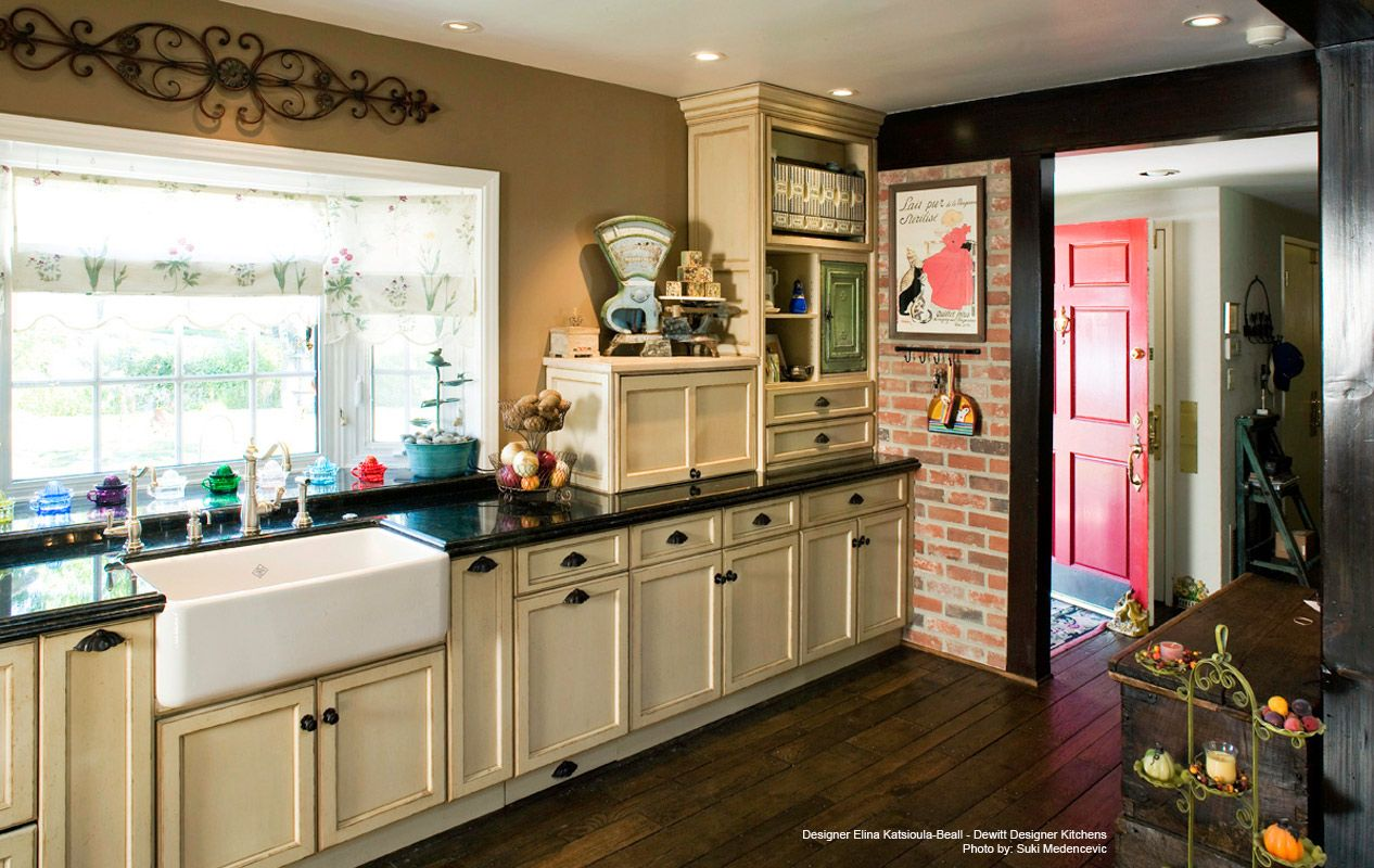 Traditional Kitchens With White Cabinets Columbia Cabinets Traditional Design Portfolio
