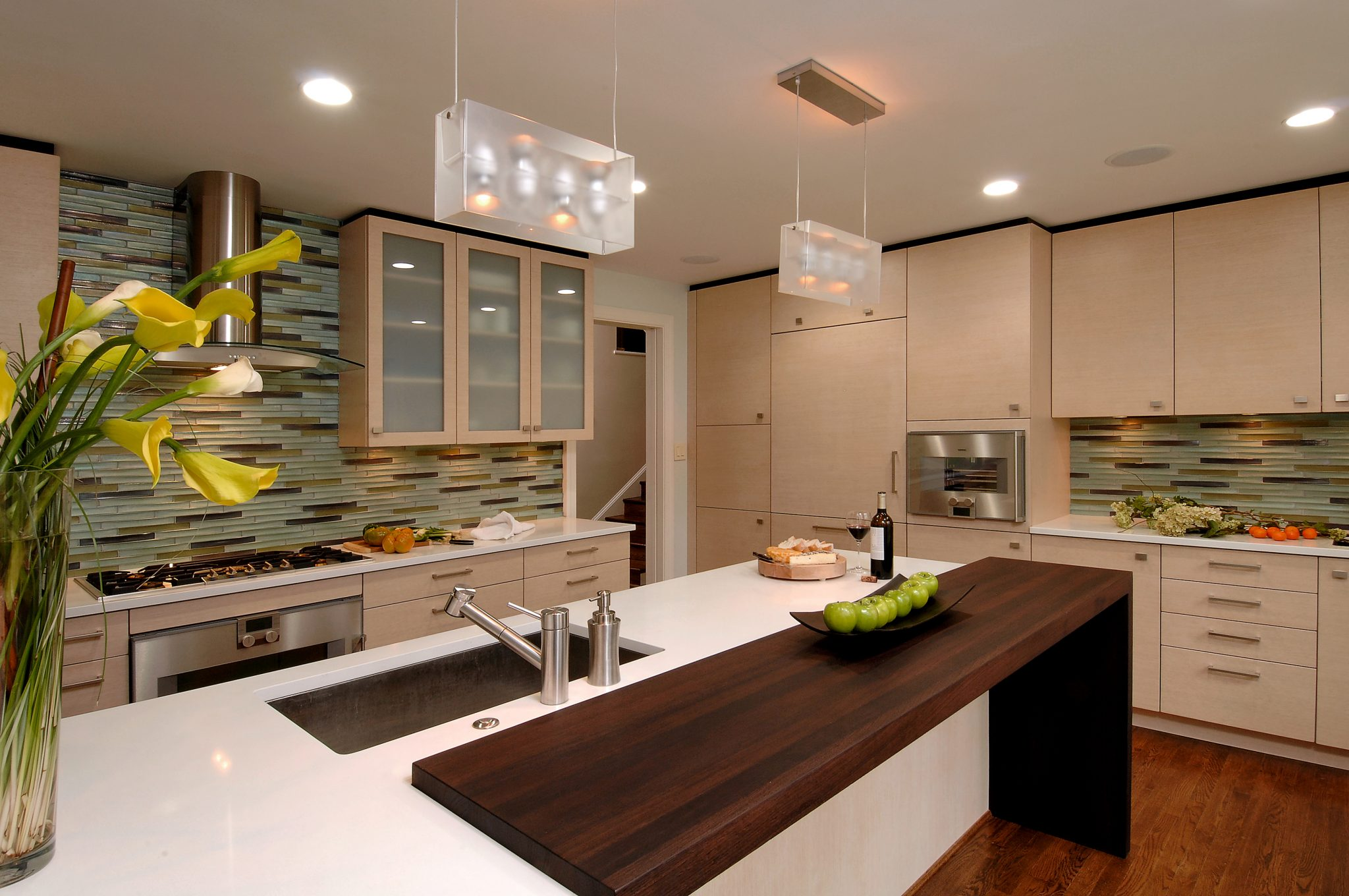 Plywood Kitchen Cabinets 5 Design Ideas Using Hardwood Plywood Columbia Forest Products