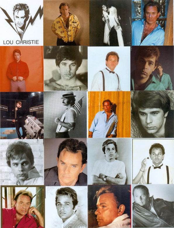 The Many Faces Of Lou Christie
