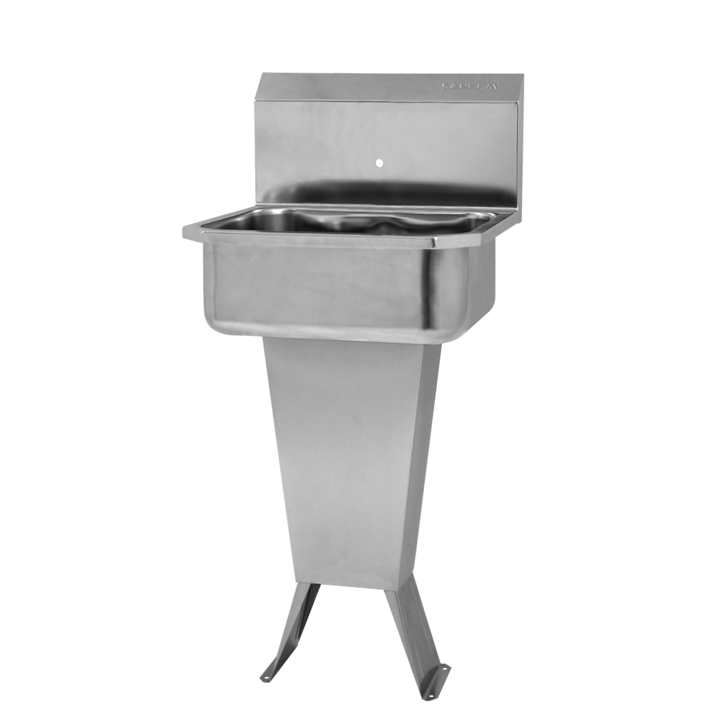Industrial Pedestal Sink Model 5010 Columbia Products