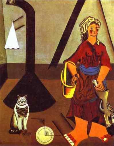 joan miro farmers wife