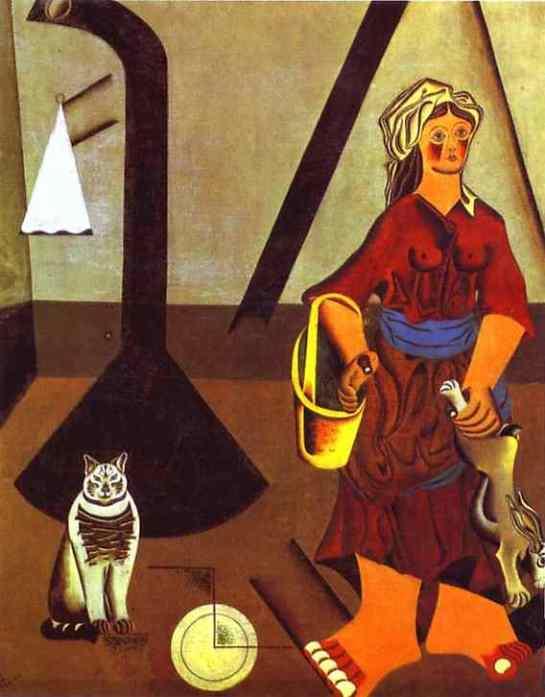 The Farmer's Wife, 1922