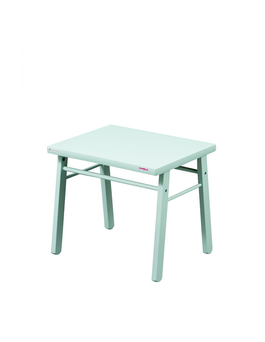 Petite Table Salon Table Basse Laquée Vert Mint Tables And Chairs Children S