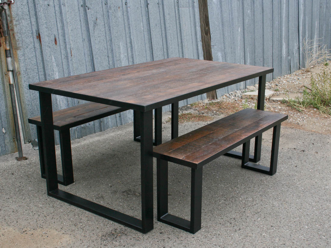 Industrial Benches For Sitting Combine 9 Industrial Furniture Industrial Reclaimed