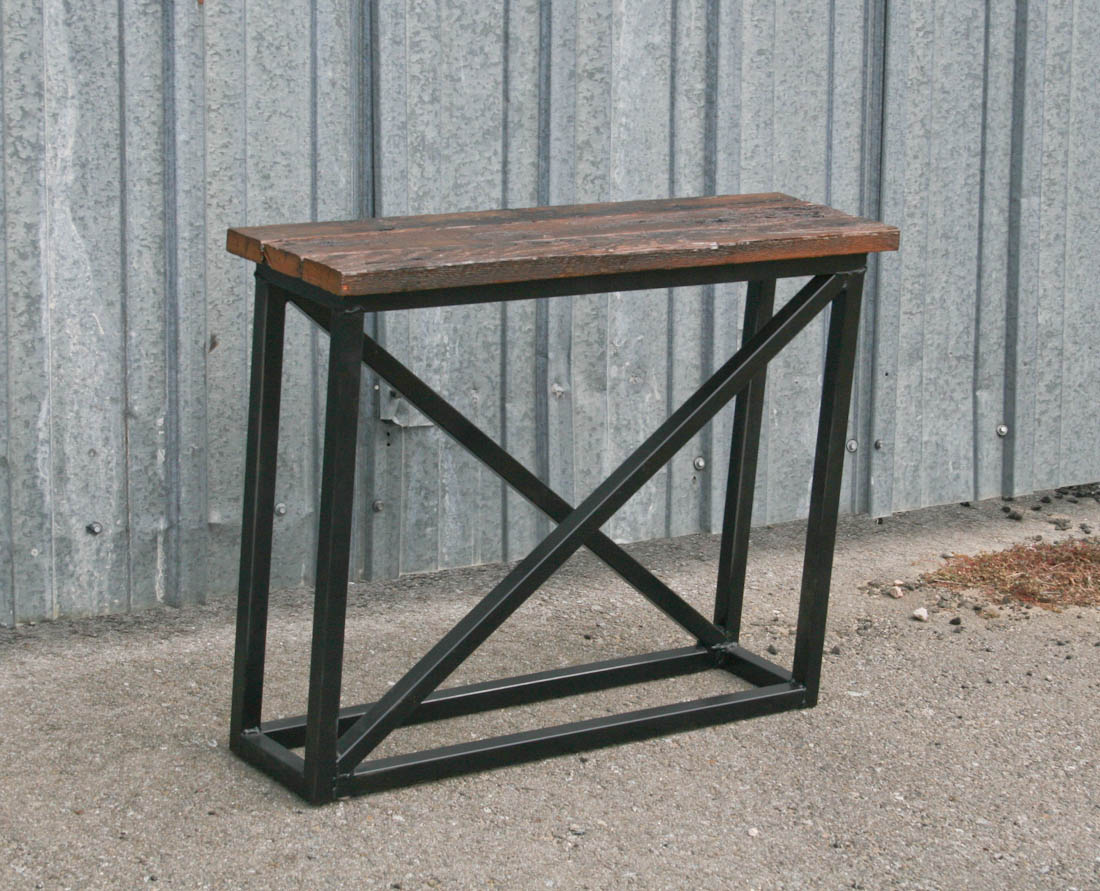 Industrieel Sidetable Combine 9 | Industrial Furniture – Industrial Console