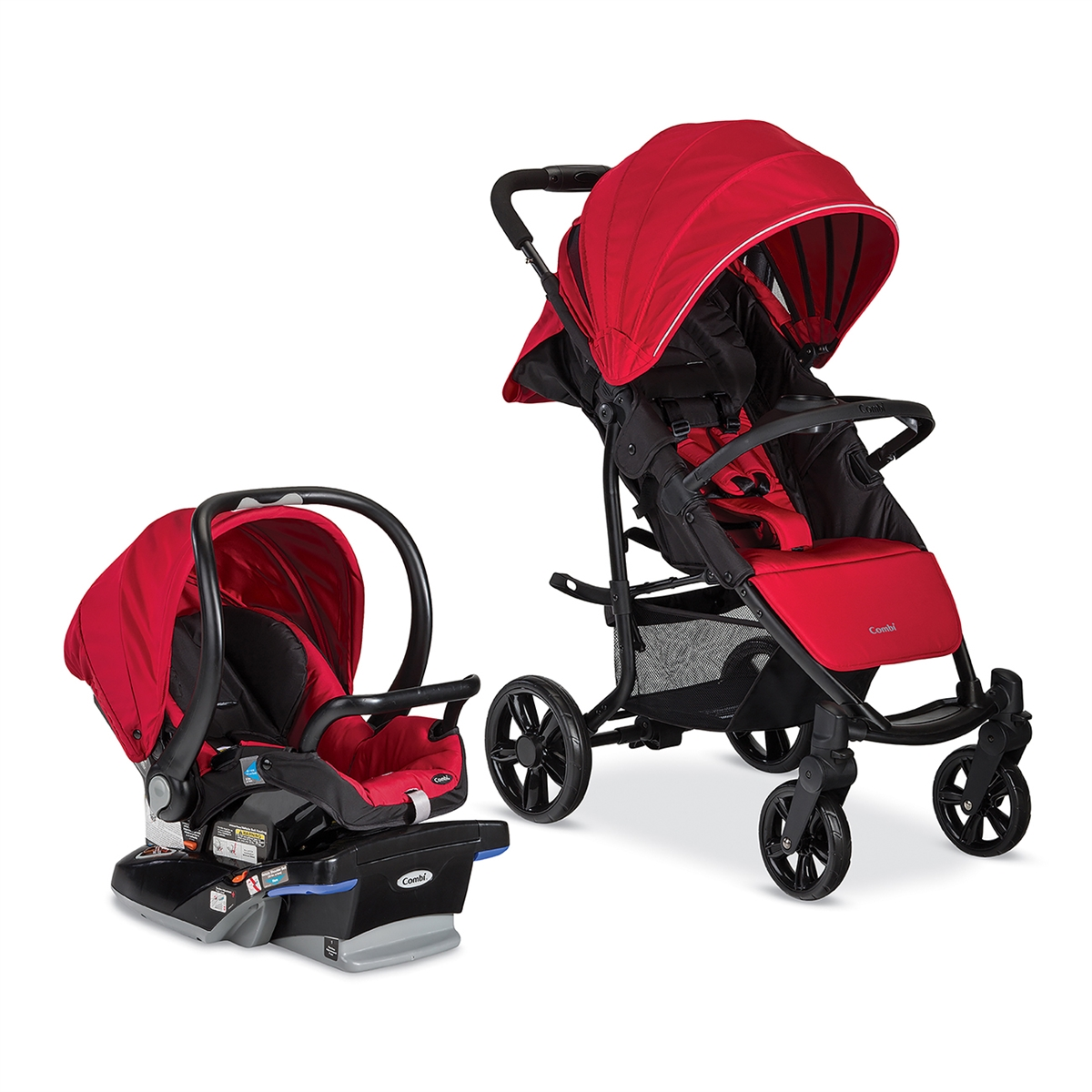 Travel System With Convertible Car Seat Shuttle Travel System