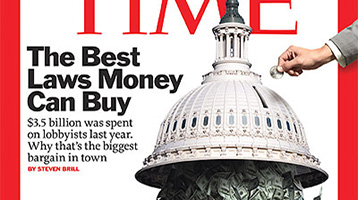 Time Best Government Money Can Buy Cover