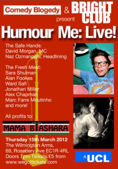 Humour Me Live!