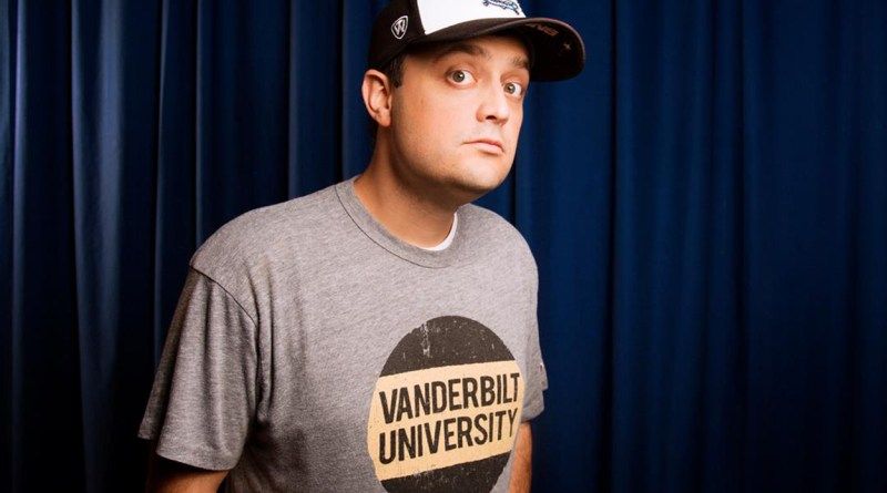ComedyParents.com 10 Times I thought I Knew Nate Bargatze