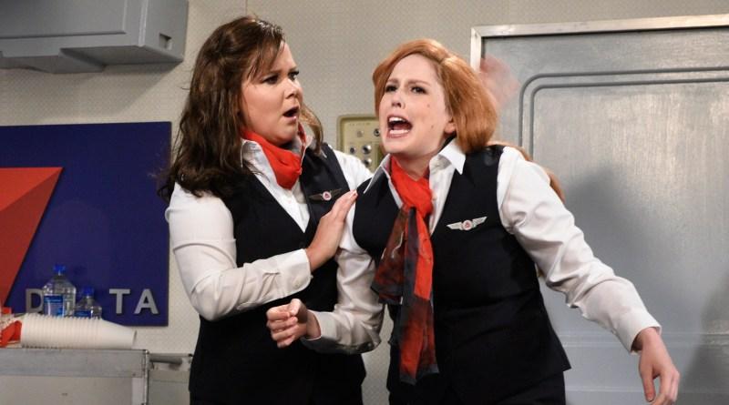 SNL Season 41 Episode 2 Amy Schumer Parents Review