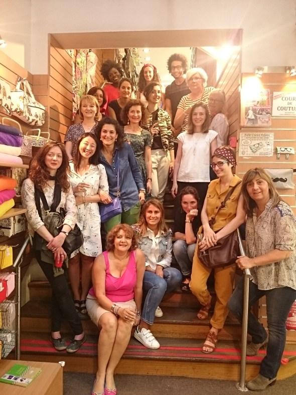 Soirée à l'Atelier des Coupons de Saint Pierre 12 juin 2015 (4)