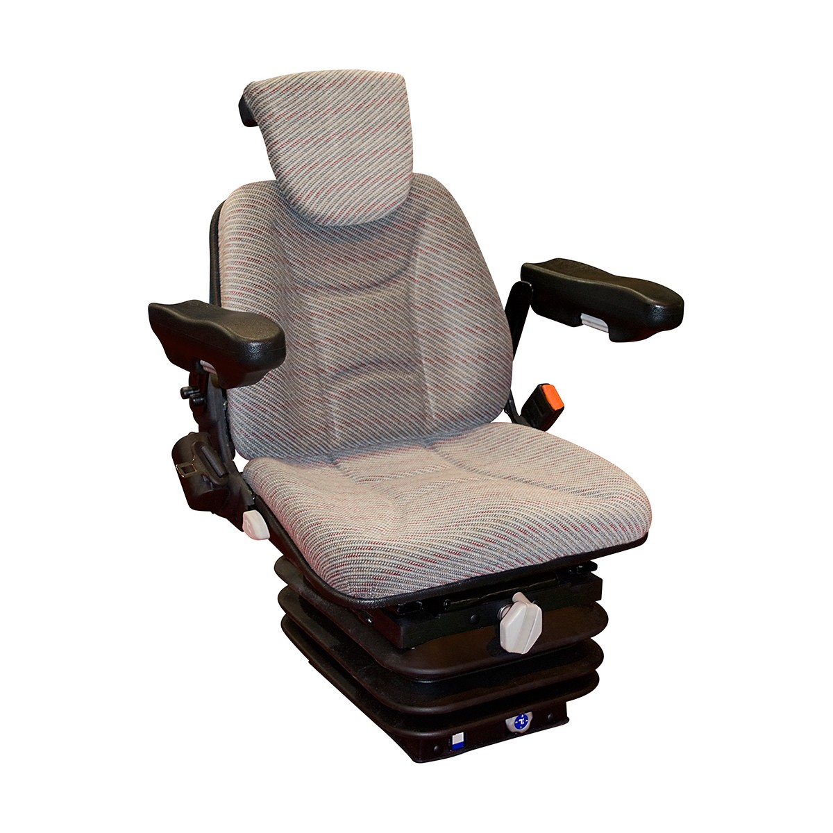 Asientos Para Tractores Asiento Tractor Rm62 200 M Brz Cbz Tela Gris