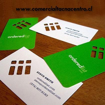 Tarjetas de presentacion, Diseño de tarjetas online GRATIS!! - CHILE