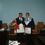 Romildo e Ir.·.Filipe Fejoli