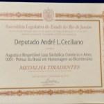 Diploma ALERJ