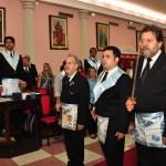 IIr.·.Abramo, Filipe Fejoli e Barquinha