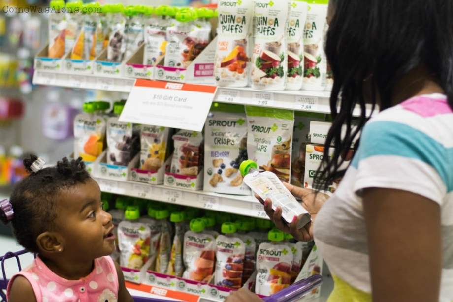 What's Really in Your Baby's Food?