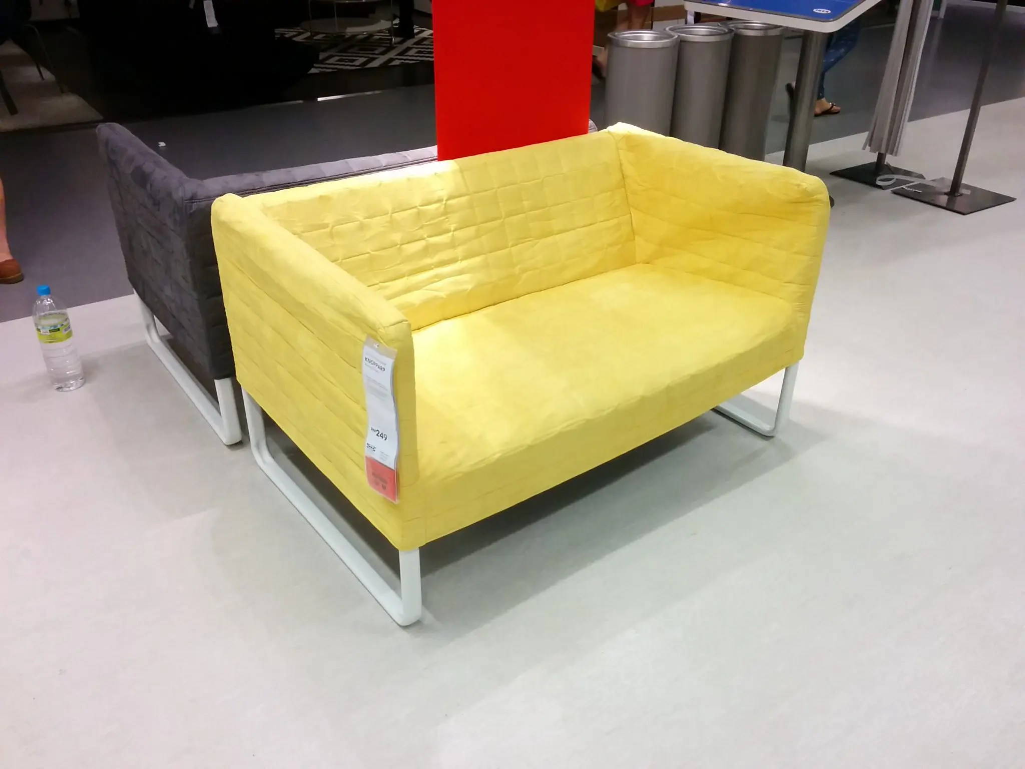 Ikea Knopparp Sofa Super Budget Sofas Ikea Knopparp Klobo And Solsta Review