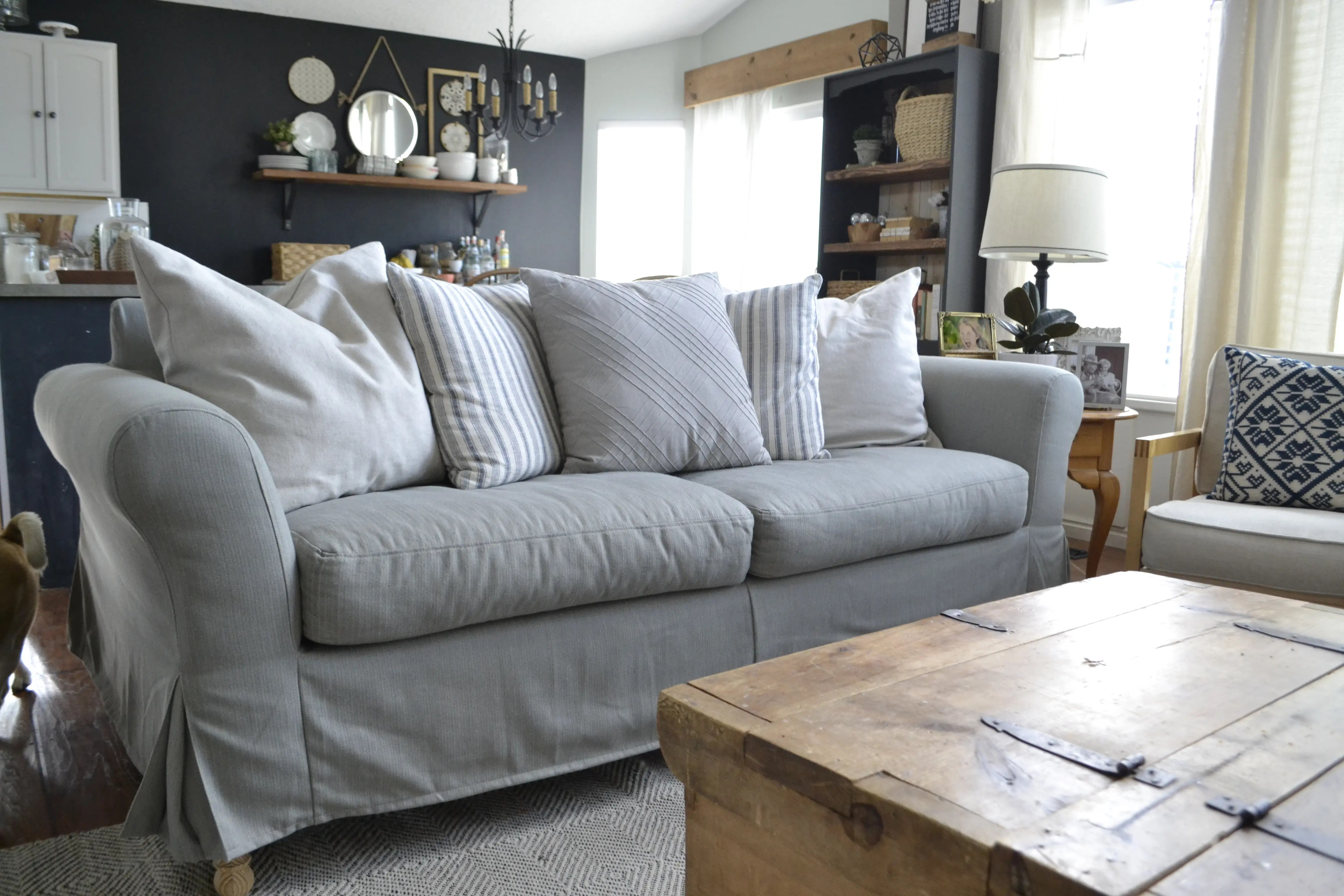Freedom Furniture Lounges Custom Slipcovers And Couch Cover For Any Sofa Online