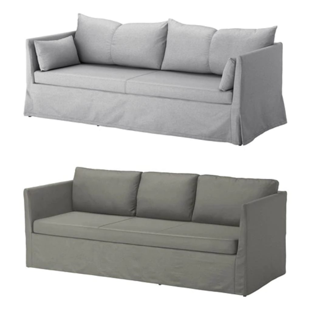 Bettsofa Diy Ikea Bråthult And Sandbacken Review Same Frame Different Name