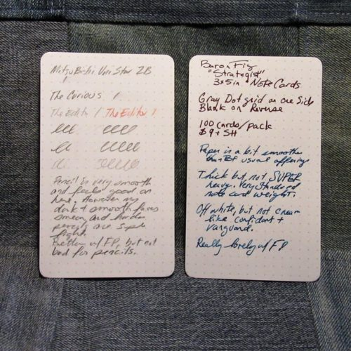 size of notecards - Josemulinohouse - what size are notecards