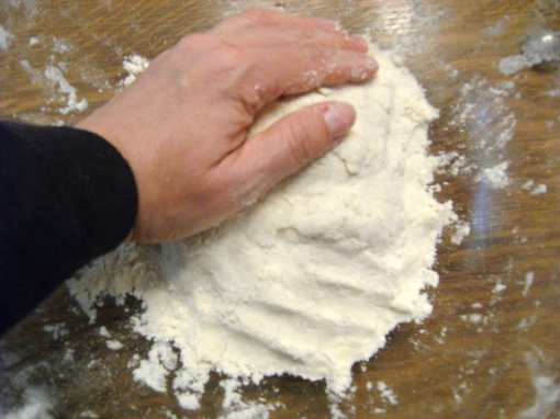 how to make homemade pie crust - step 12