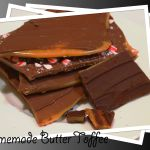 Snap! Crunch! Mmmm! Homemade Butter Toffee