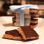 Just in Time for Easter: Dark Chocolate SunButter Candy Bars