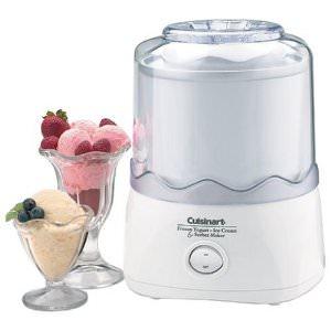 Cuisinart 1-1/2-Quart Automatic Ice Cream Makers